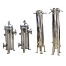Filtre à manches d'huile de débit de 1micron 20m3 / h pour la piscine