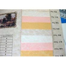 rolo de papel de pergaminho