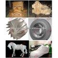 Профессиональное изготовление EPS пены резак древесины плесенью ЧПУ 5 оси металла