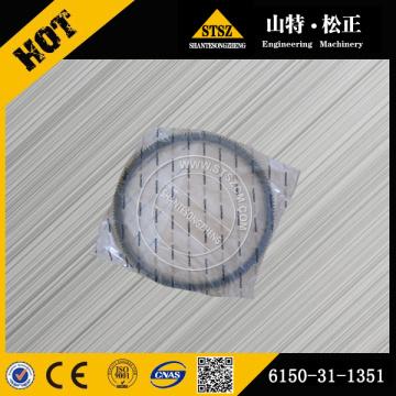 PC400-7 flywheel gear ring 6150-31-1351