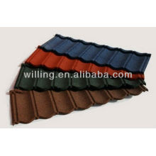 stone coated metal roof