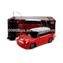 2 canais R / C mini carro
