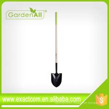Cheap Price Garden Farmer Shovel Spade With Wooden Handle