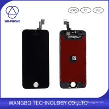 Панель ЖК-Сенсорный стекло для iphone5s экран Оптовая цена