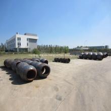 Forja de bola de acero al carbono