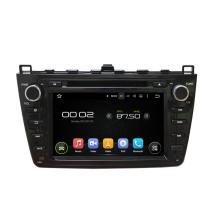 2008-2012 Black Mazda 6 Navigation
