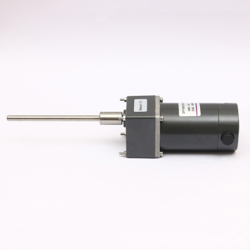 80W Agricultural Equipment DC Gear Motor