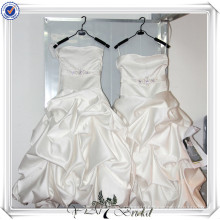FG2 Strapless Satin Flower Girl Dress