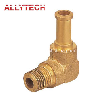 Brass Forging and Machining Pipe Fittings