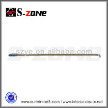metal curtain draw bar curtain wands of curtain accessory