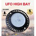 Luz LED UFO 100W impermeável