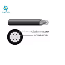 600V Self supporting xlpe insulated AAC conductor SIP ABC cable