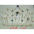 princess crown for girls tall wedding tiaras rhinestone crown brooch crown for women