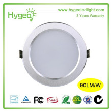 Super bright Downlight Energy saving downlight 3years warranty led downlight 12W downlight