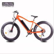 36v500w fat tire cheap motorized bicycle,electric mountain bike made in china,ebike Hot sell