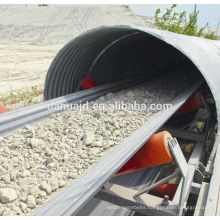 Nylon belt EP100 Chemical industry use wear-resistant type steel cord rubber conveyor belt with top quality