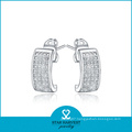 925 Silver Fashion Earrings Jewelry (SH-E0005)
