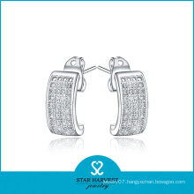 925 Silver Fashion Earrings Jewelry (SH-E0005)
