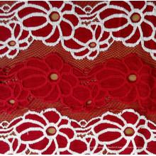 2015 Design populaire de tissu en dentelle