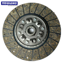Clutch plate assembly for 350mm 10T truck spare parts