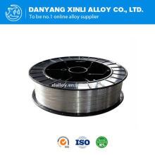 Nickel Alloy Inconel 625 Fil de pulvérisation thermique pour pulvérisation d'arc