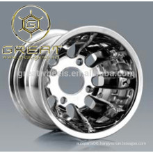 auto parts 8 inch AVT Wheel with Alloy Material