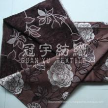 Полиэфирной ткани жаккард синели для дивана