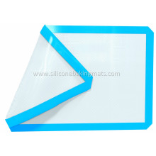 Bule Color Silicone Mat