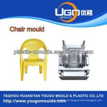 Moldes de plástico molde de cadeira de plástico para injeção doméstica fabricados na China