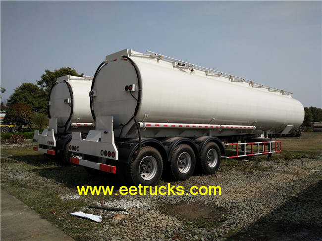 13000 Gallon Gasoline Tank Trailers