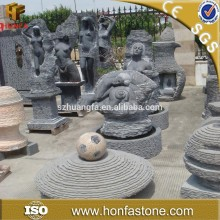 Chinese outdoor granite water fountains