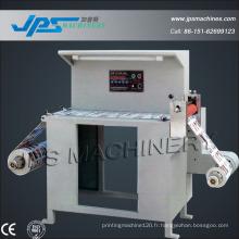 Machine d'inspection de rouleau de papier d'étiquette d'étiquette de Jps-320in