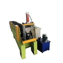 Профилегибочная машина для производства водосточных желобов