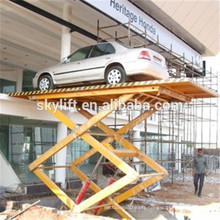 extra thin scissor car lift china