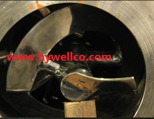vertical stirring vacuum dryer