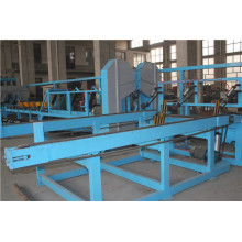 Automatic vertical and horizontal resaw system