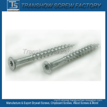 Ruspert Coated Torx Drive Chipboard Screws