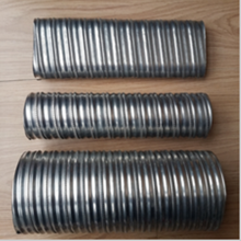 Prestressed Metal Post Tensioning Corrugated Pipe