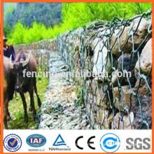 cestas del gabion para la venta / cestas del gavión del control de la erosión
