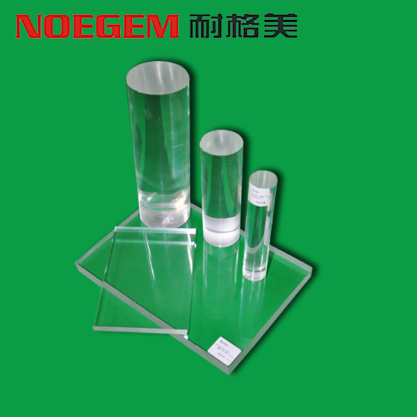 Acrylic Pmma Sheet Rod