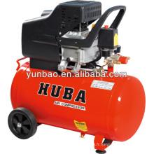 Compresseur d'air à piston à entraînement direct type BAMA type 2HP 50L, CE