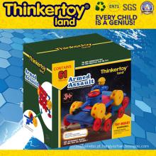 Brinquedo de educação de plástico para crianças