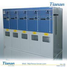C-Gis isolamento de gás Metal-Clad Switchgear, Ring unidade principal