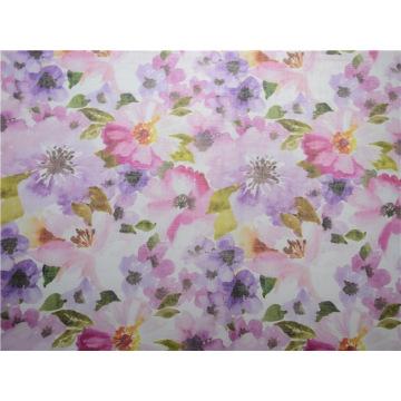 Ramie Solid Woven Fabric Printing Baumwollgewebe (DSC-4124)