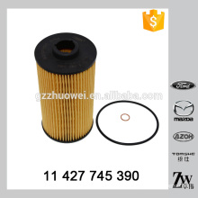 Good performance car paper oil cleaner 11 427 745 390,E202H01D34 for BMW