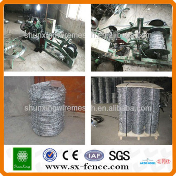 razor barbed wire hot dipped galvanized CBT 65 razor Brabed wire