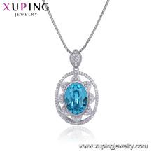 44345 collier de dame avec pendentif en cristal Swarovski classique xuping