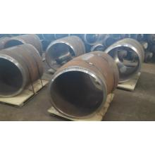 Sem costura / costura soldada Buttweld Pipe Fittings