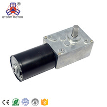 12v /24v dc gear motor bldc right angle DC gear motor