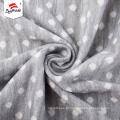 Tela elegante da malha do jacquard do algodão para o vestuário das crianças